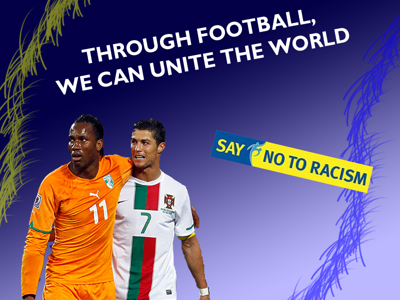 Say No To Racisme