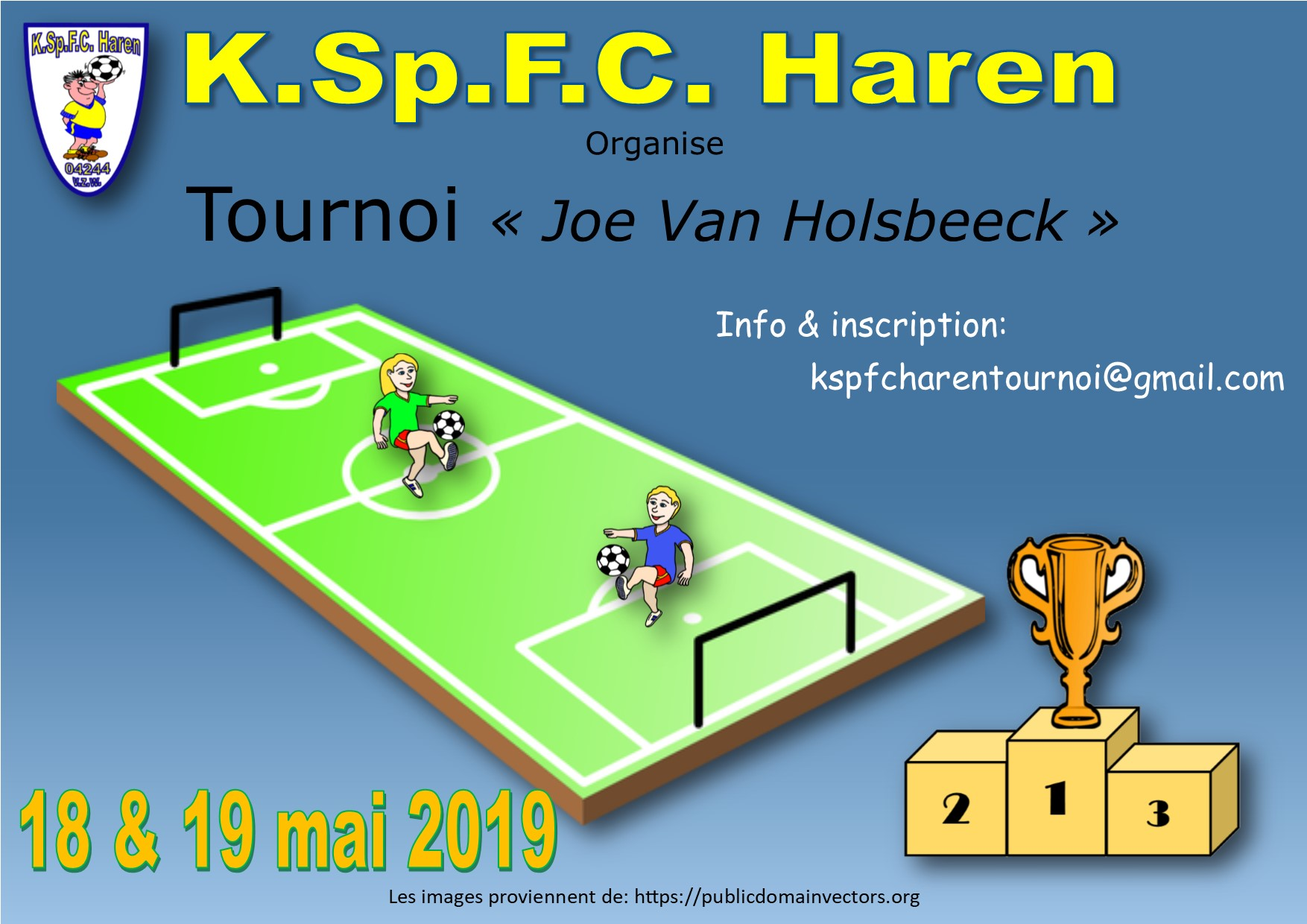 tournoi outdoor 2019